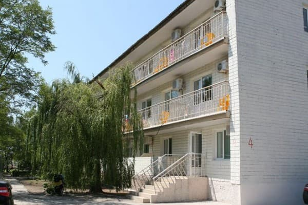Boarding house Forrest, Koblevo: photo, prices, reviews