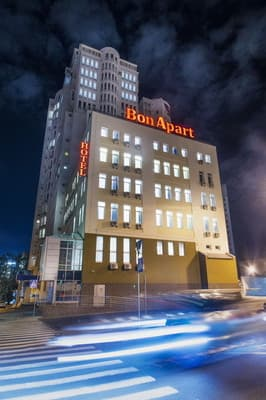 Apartment hotel BonApart, Kyiv: photo, prices, reviews