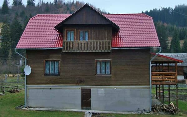 Private estate U Mihaila Demyana, Slavske: photo, prices, reviews
