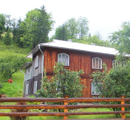 Private estate Hutsulochka, Verkhovyna: photo, prices, reviews