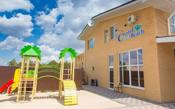 Hotel Crystal Beach Hotel, Koblevo: photo, prices, reviews