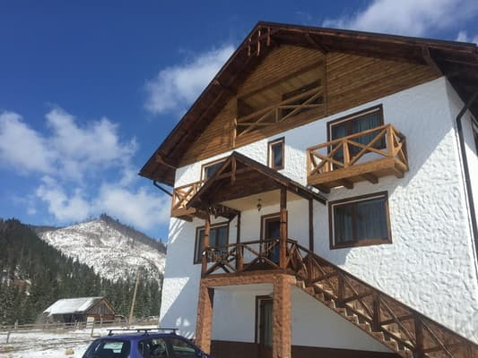 Cottage Lileya, Bukovel: photo, prices, reviews