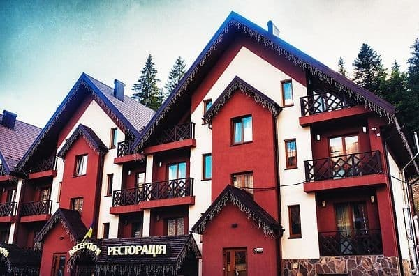 Hotel Karpatski, Bukovel: photo, prices, reviews