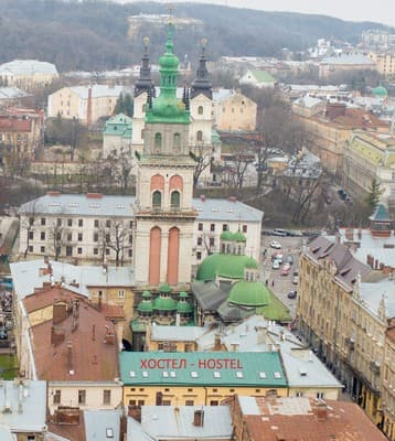 Hostel Sertse Leva(Lion's Heart), Lviv: photo, prices, reviews
