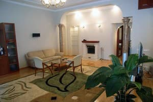 Hotels Kyiv. Hotel Apartment Two-Room Suite with fireplace