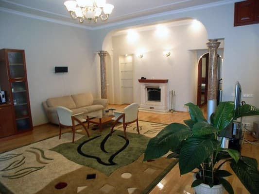 Apartment Apartment Two-Room Suite with fireplace, Kyiv: photo, prices, reviews