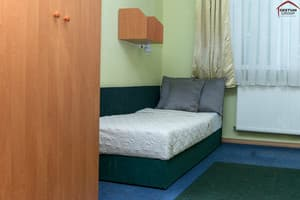 Hotels . Hotel 4-bedded mixed room with bathroom.