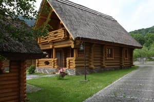 Hotels . Hotel Cottage - Hutsul House.