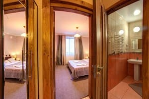Hotels . Hotel Two-room without balcony (№ 5, 6).