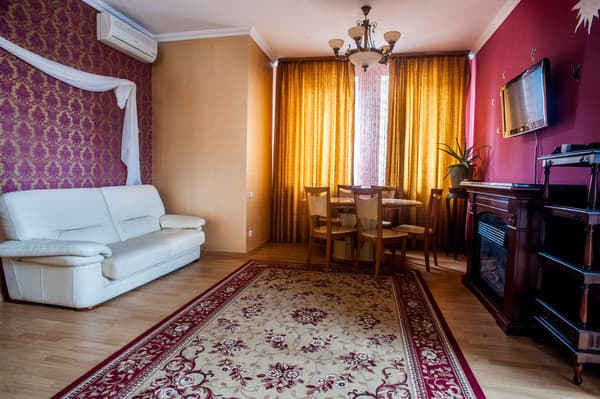 Apartment Apartment on Saksahanskoho Street, 121 (ID V19), Kyiv: photo, prices, reviews