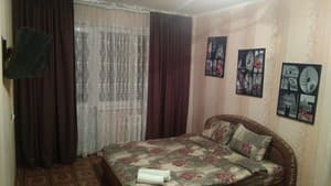 Hotels . Hotel Two-room Apartment between center and railway station in Bila Tserkva.