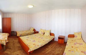 Hotels . Hotel Economy for 4 people (building 1, Topol-1).
