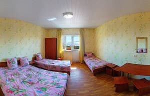 Hotels . Hotel Room for 4 people (building 1, Topol-2).