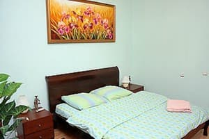 Hotels Kyiv. Hotel Apartment Two-Room Apartment on Khreshchatyk Street, 21