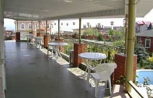 Hotels . Hotel №4 Double with balcony-terrace.