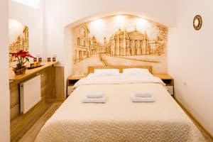 Hotels . Hotel Stylish apartment in Lviv center for 2 people.