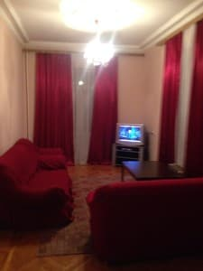 Hotels . Hotel Three-room apartment on Tolstogo Sq.