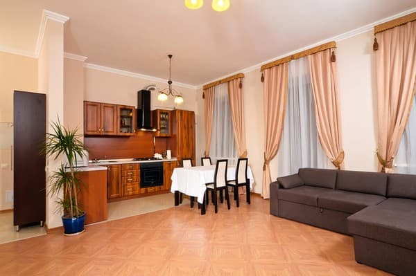 Apartment Apartment Velyka Vasylkivska Street, 47 B (IDV01), Kyiv: photo, prices, reviews