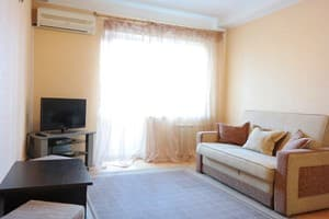 Hotels . Hotel Two-Room Apartment on Yevhena Konovaltsia (Shchorsa) Street.