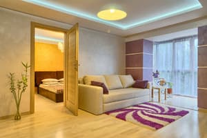 Hotels Kyiv. Hotel Apartment Suite on Lesi Ukrainky Boulevard, 17