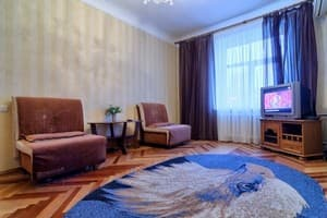 Hotels Kyiv. Hotel Apartment Standard on Lesi Ukrainky Boulevard, 8