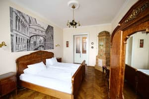 Hotels . Hotel Four-room apartment in historical center on Pekarska Str, 3 .