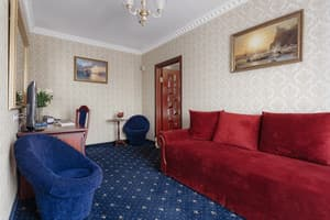 Hotels . Hotel Family Suite with French balcony.