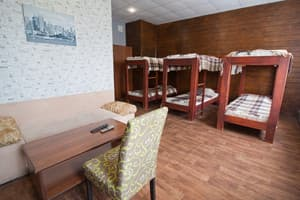 Hotels . Hotel Bed in 6 Bedded Mixed Dormitory.