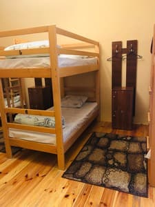 Hotels . Hotel 8-bed room  № 3.