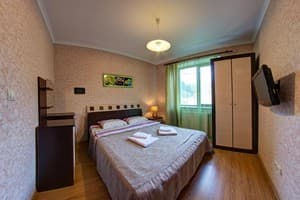 Hotels . Hotel Two-room with balcony (№ 11, 12).