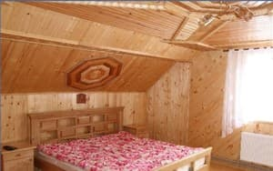 Hotels . Hotel Cottage 12-bed room (wooden).