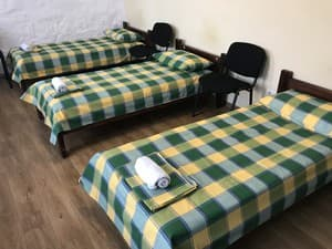Hotels . Hotel Bed in Mixed Dormitory 5-bed room .