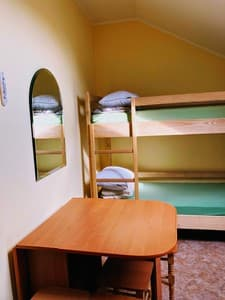 Hotels . Hotel Bed in Mixed Dormitory 6-bed room Bed in 4-Bed Dormitory Room.