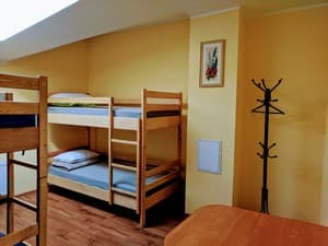 Hotels . Hotel Bed in Mixed Dormitory 5-bed room Mesto v obshem 4-mestnom nomere Krovat' v obshem 5k.