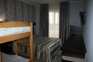 Hotels . Hotel Quadruple Room for 4 people.