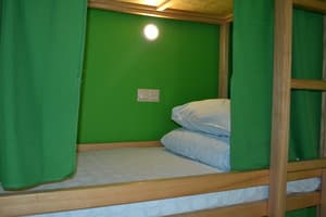 Hotels . Hotel Bed in Mixed Dormitory 15-bed room 18-bedded male dormitory room (B).