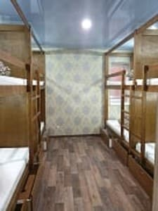 Hotels . Hotel Bed in Female Dormitory 8-bed room 6w.