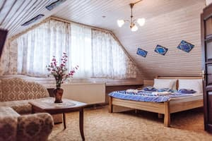 Hotels . Hotel Triple Room - Attic №25, №26.