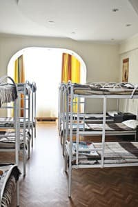 Hotels . Hotel Bed in Mixed Dormitory 12-bed room .