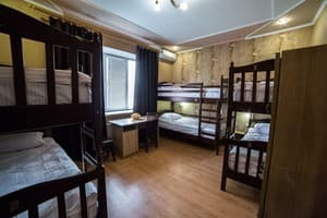 Hotels . Hotel Bed in Mixed Dormitory 6-bed room .