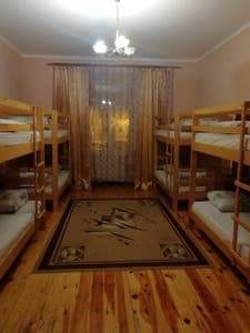 Hotels . Hotel Bed in Mixed Dormitory 10-bed room .