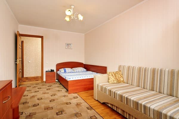Apartment Apartment on Saksahanskoho Street, 54/56, Kyiv: photo, prices, reviews