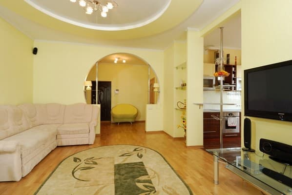 Apartment Apartment on Saksahanskoho Street, 121 (8th floor), Kyiv: photo, prices, reviews