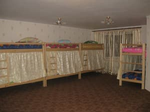Hotels . Hotel Mixed dormitory room(when ordering from 9 to 12 people).