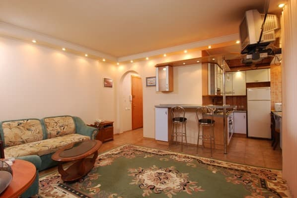 Apartment Apartment Lesi Ukrainky Boulevard, 24, Kyiv: photo, prices, reviews