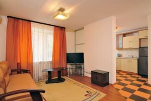 Hotels Kyiv. Hotel Apartment Rybalska Street, 8 (№ 29, 6th floor)