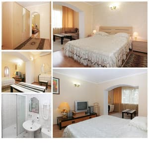 Hotels . Hotel Junior Suite (№3).