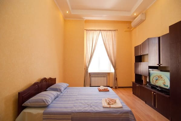 Apartment Apartment One-Room Apartment on Mykhailivska Lane, 9 B, Kyiv: photo, prices, reviews