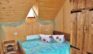 Hotels . Hotel Junior Suite in cottage №1.