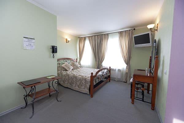 Гостиницы Борисполя встречают гостей Украины